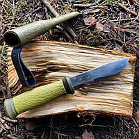 Легендарный шведский нож для туризма Morakniv Outdoor 2000