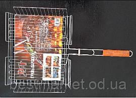 Решітка для Гриля і Барбекю BBQ D&T Smart 4502