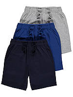 Однотонные трикотажные шортики Джордж для мальчика (поштучно)