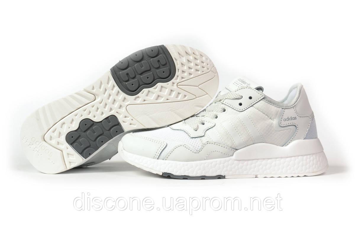 Кроссовки женские 16943 ► Adidas, белые ✅Скидка 28% [ 38 41 ] ► (38-23,5см)