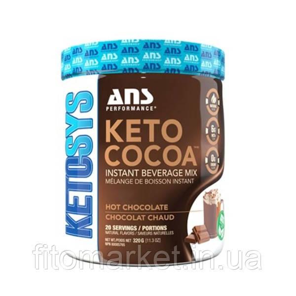 Гарячий шоколад ANS Performance KETO-COCOA 320 г