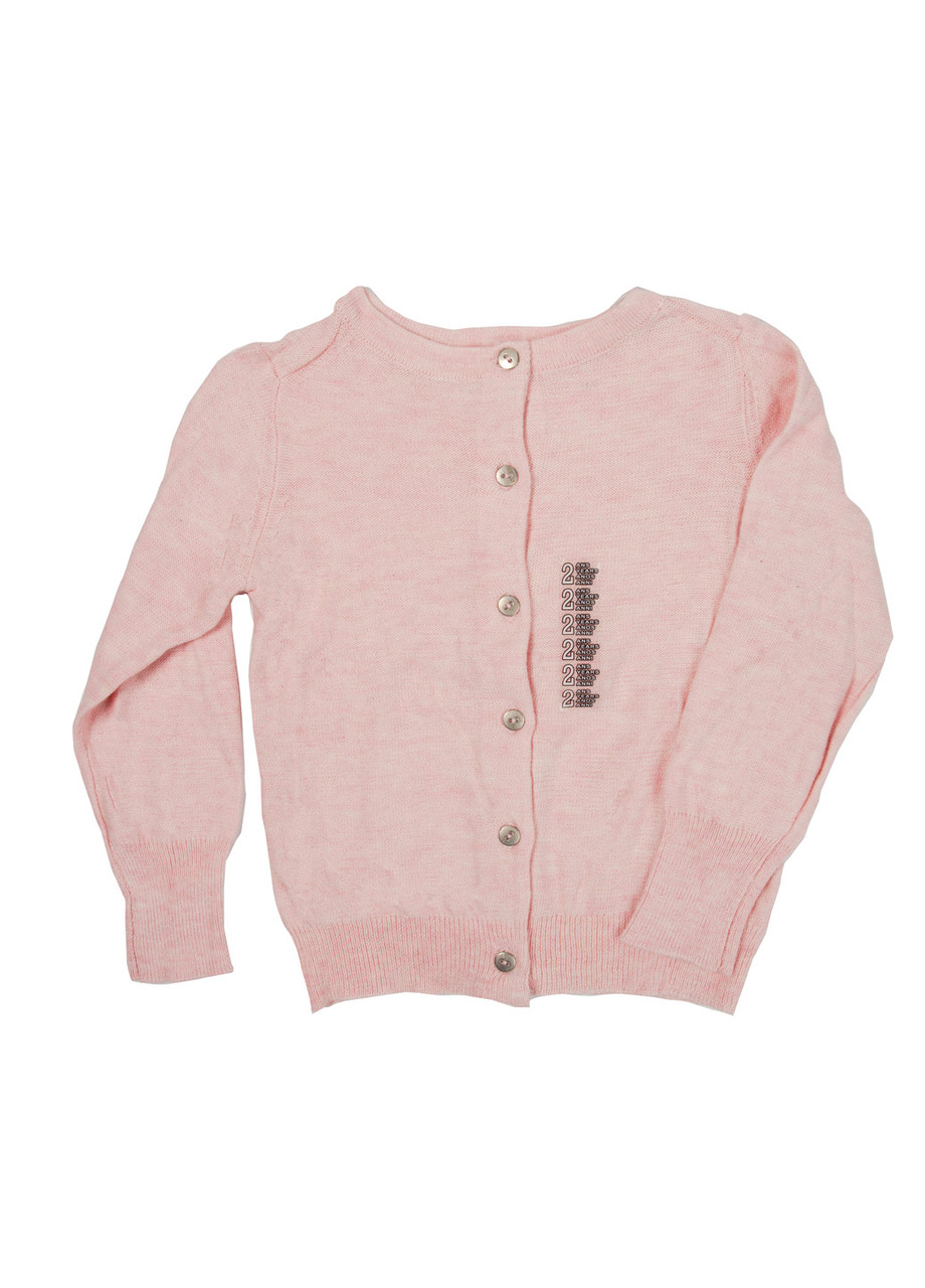 Кофта Grain de ble 86см Світло-рожевий