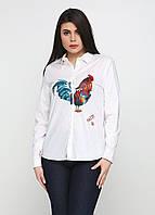 Рубашка  Coincasa 48 Белый