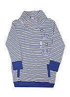 Туніка Garda Junior 92-98см Синій, Білий