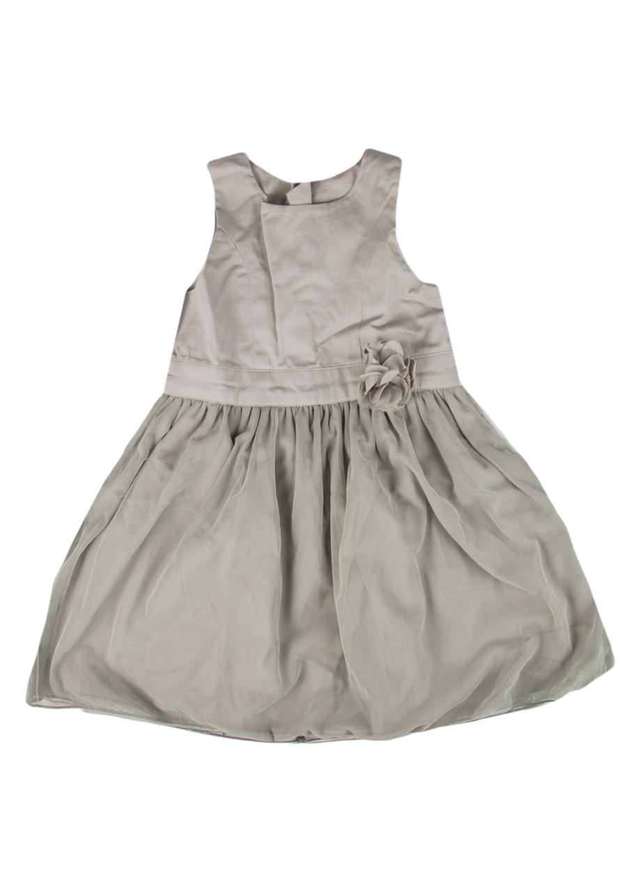 Платье Lisa Rose 140см Серый