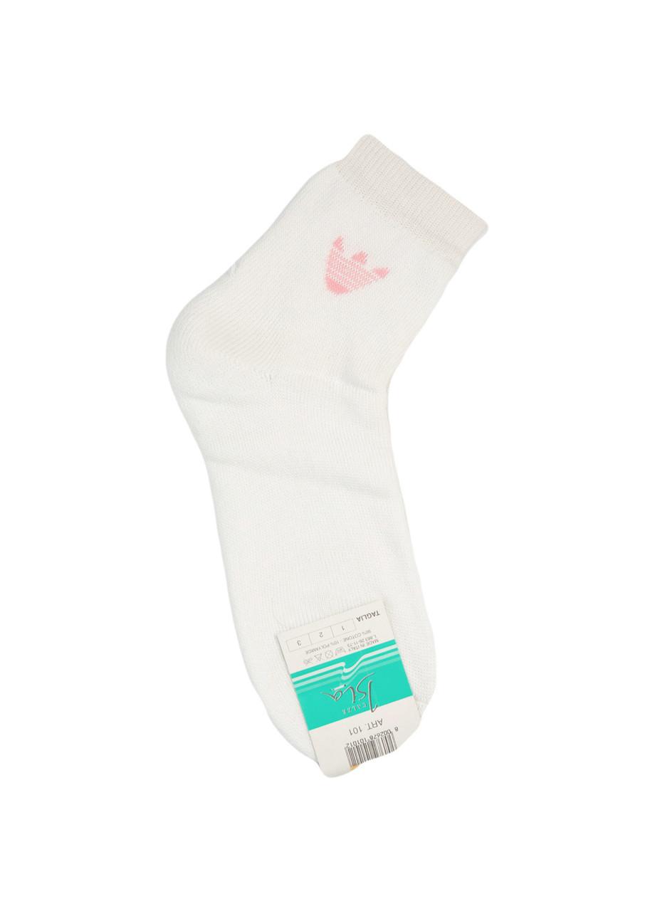 Шкарпетки Gaetano Cazzola 38-40 Білий