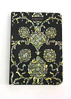 Блокнот B6 Penny 17х11,5см Чорний, Зелений