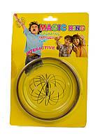 Игрушка-антистресс Magic Ring Penny 13х13см Золотой