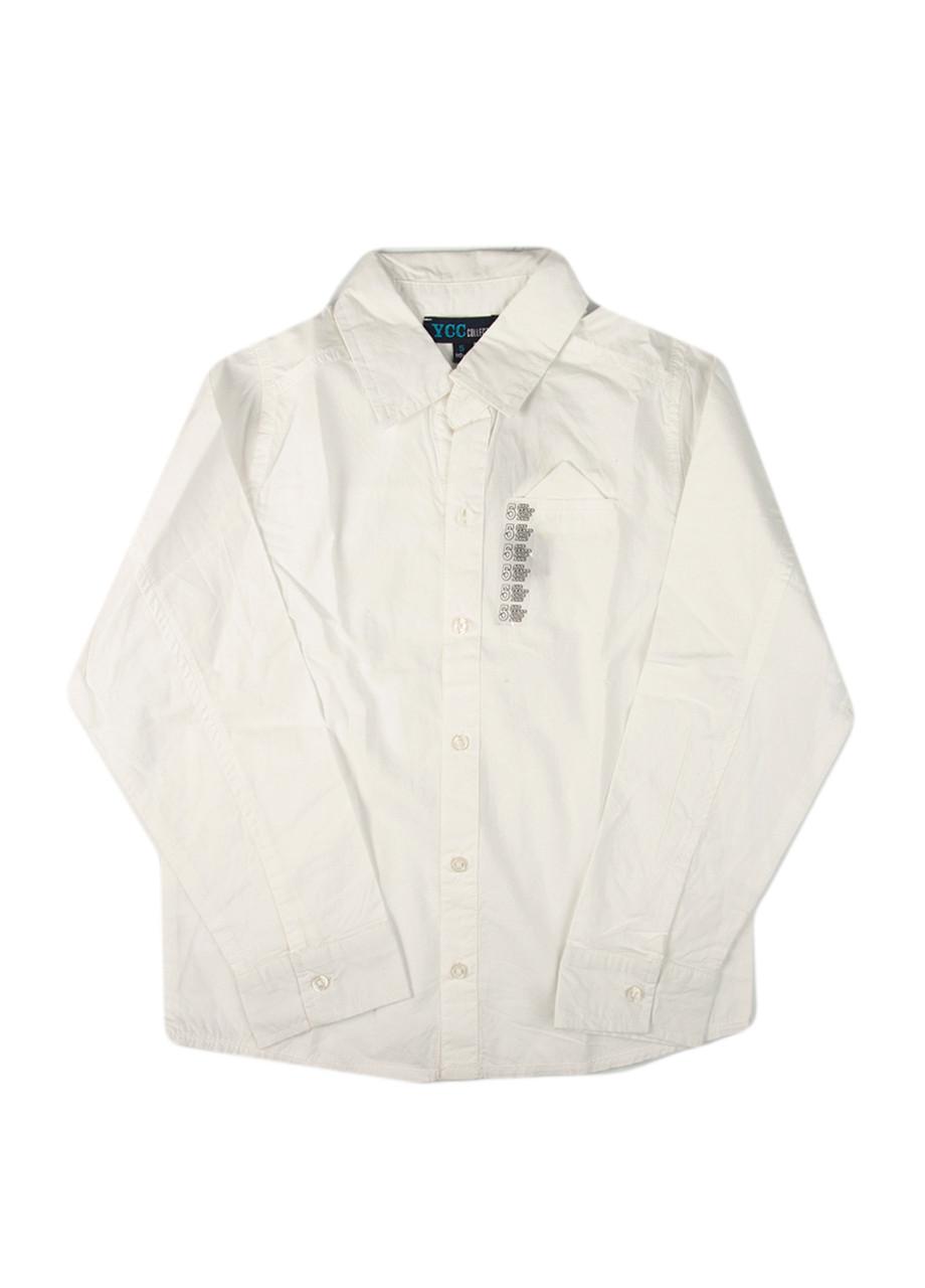 Рубашка YCC 104см Белый