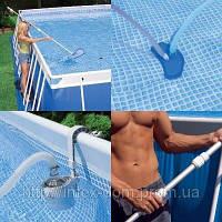 Какое оборудование нужно для очистки бассейнов?