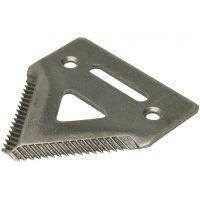 H136807 Сегмент коси ( ножа ) жатки крупний зуб HEAVY-PARTS ORIGINAL