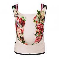 Рюкзак-кенгуру Cybex Yema TIE Spring Blossom Light