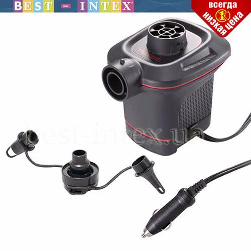 Электронасос Intex 66636 12В Quick-Fill DC Electric Pump (650 л/мин)