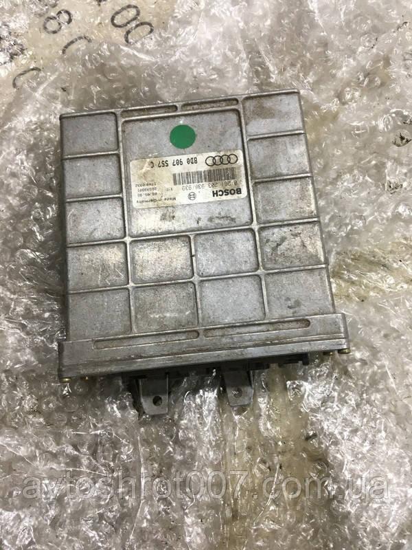 Блок управління двигуном (ебу) Volkswagen Passat b5 8d0907557c