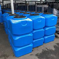Емкость пластиковая квадратная BK-500, фото 2