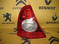 Фонарь задний левый RENAULT CLIO 2 (2001-2005)
