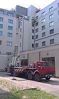 Аренда автовышки 50 метров (50-3T3), фото 1