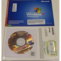 Операционная система Microsoft Windows XP Professional Russian SP2 OEM (E85-04773)