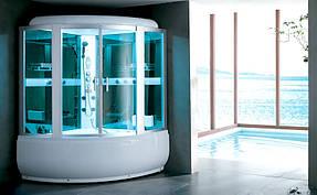 Гидробокс с парогенератором CRW AE-020 150х150х230, фото 2