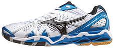 Кроссовки волейбольные MIZUNO WAVE TORNADO 9 V1GA1412-10 AW-15, фото 3