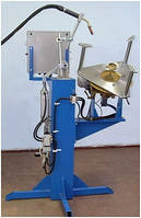 Сварочная установка АС305-1 для сварки кольцевых швов