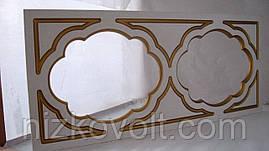 Білий фасад для кухні під скло (290*660*18)