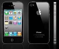 Телефон Q5 Dual SIM — копия iPhone 4G на 2 SIM + WI-FI, FM, MP3, MP4, WAP, фото 1