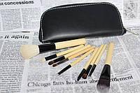 Набор кистей для макияжа 9 штук