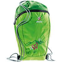 Мешок для обуви DEUTER SNEAKER BAG 3890115 (2014 kiwi butterfly) (код 239-255235)