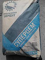 Портландцемент  ПЦ І-500, завод. упаковка, 50 кг