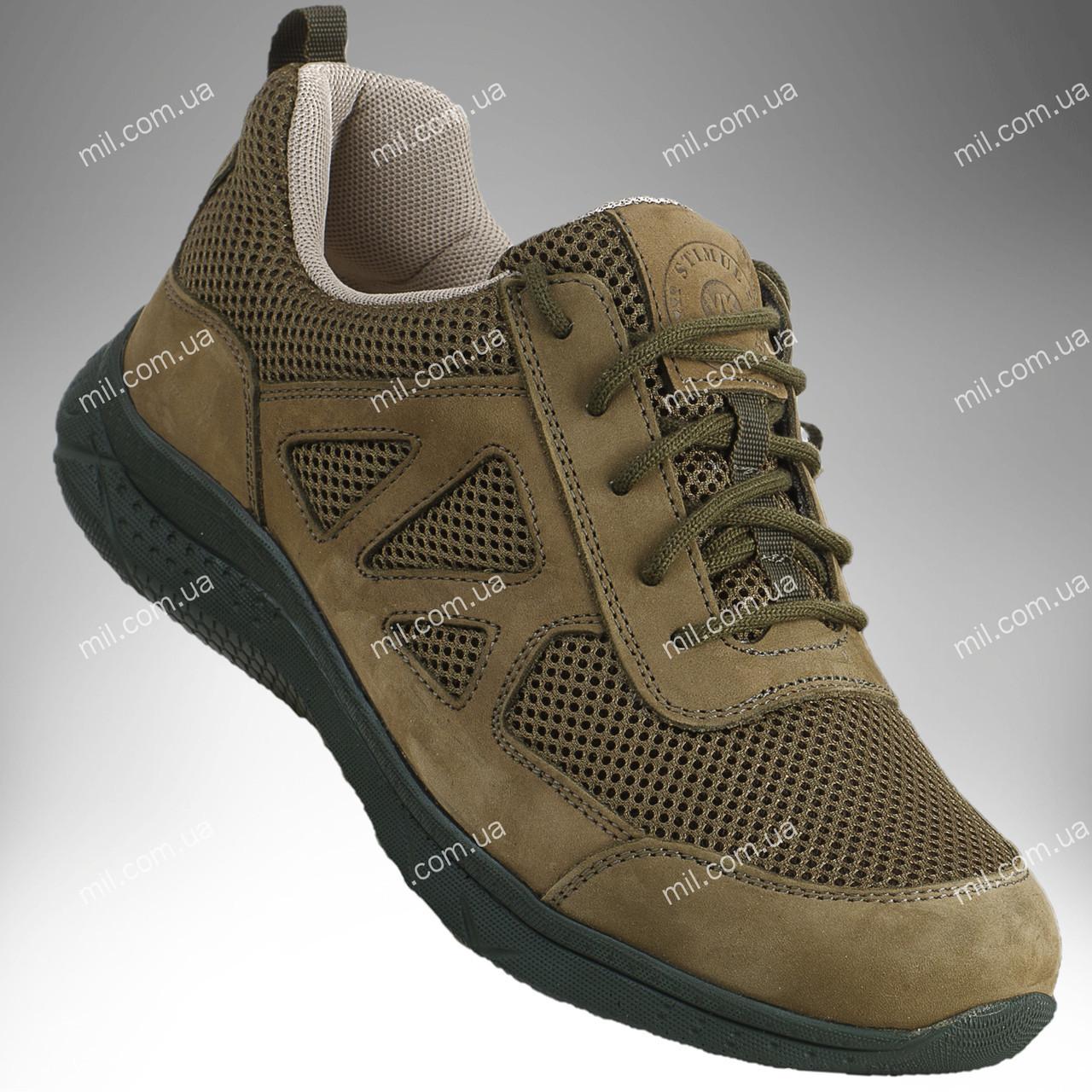 Тактические летние кроссовки / военная обувь, армейская спецобувь ENIGMA Stimul  Stimul (олива)