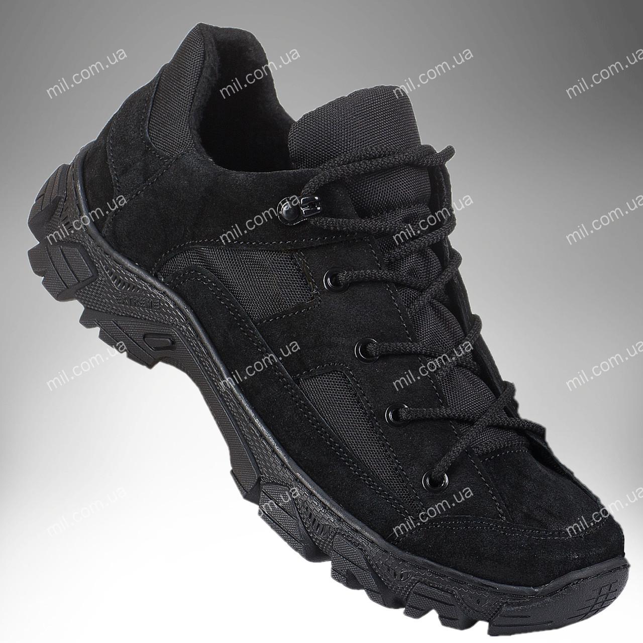 Военные кроссовки, тактическая обувь TASMAN (black)