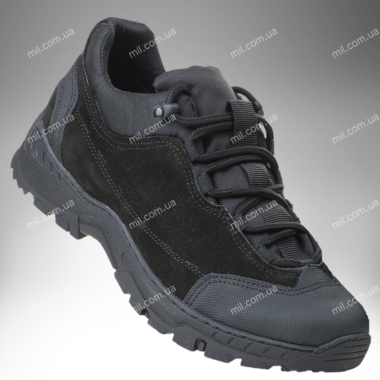 Военная обувь / летние тактические кроссовки Trooper SHADOW (черный)