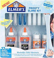 Elmers Клей Элмерс для изготовления блестящих слаймов  изморось США Elmer's Slime