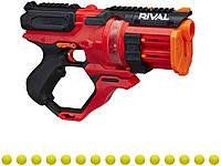Бластер Нерф  Райвл Раундхаус  NERF Rival Roundhouse XX-1500 Red Blaster