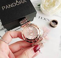 Стильные женские часы Pandora реплика