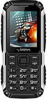 Мобильный телефон Sigma mobile X-treme PT68 Black Гарантия 18 мес.