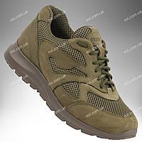 Тактические кроссовки / летняя военная обувь, армейская спецобувь SICARIO (хаки), фото 1
