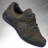 Военные летние кроссовки / тактическая обувь, армейская спецобувь GENESIS Vent (olive)
