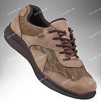 Военные летние кроссовки / тактическая обувь, армейская спецобувь GENESIS Vent (coyote)