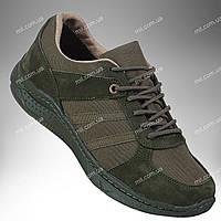 Летние облегченные кроссовки АХИЛЕС  (олива), фото 1