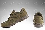 Тактические кроссовки / летняя военная обувь, армейская спецобувь SICARIO (хаки), фото 4