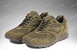 Тактические кроссовки / летняя военная обувь, армейская спецобувь SICARIO (хаки), фото 5