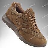 Тактические кроссовки / летняя военная обувь, армейская спецобувь SICARIO (хаки), фото 8