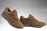 Тактические кроссовки / летняя военная обувь, армейская спецобувь SICARIO (койот), фото 2