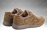 Тактические кроссовки / летняя военная обувь, армейская спецобувь SICARIO (койот), фото 6
