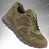 Тактические кроссовки / летняя военная обувь, армейская спецобувь SICARIO (койот), фото 8