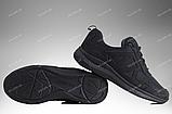 Тактические кроссовки / военная летняя обувь, армейская спецобувь ENIGMA (черный), фото 3