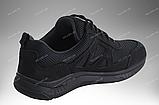 Тактические кроссовки / военная летняя обувь, армейская спецобувь ENIGMA (черный), фото 4
