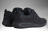 Тактические кроссовки / военная летняя обувь, армейская спецобувь ENIGMA (черный), фото 7